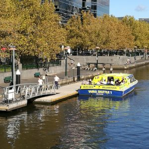 bay and river cruises Melbourne